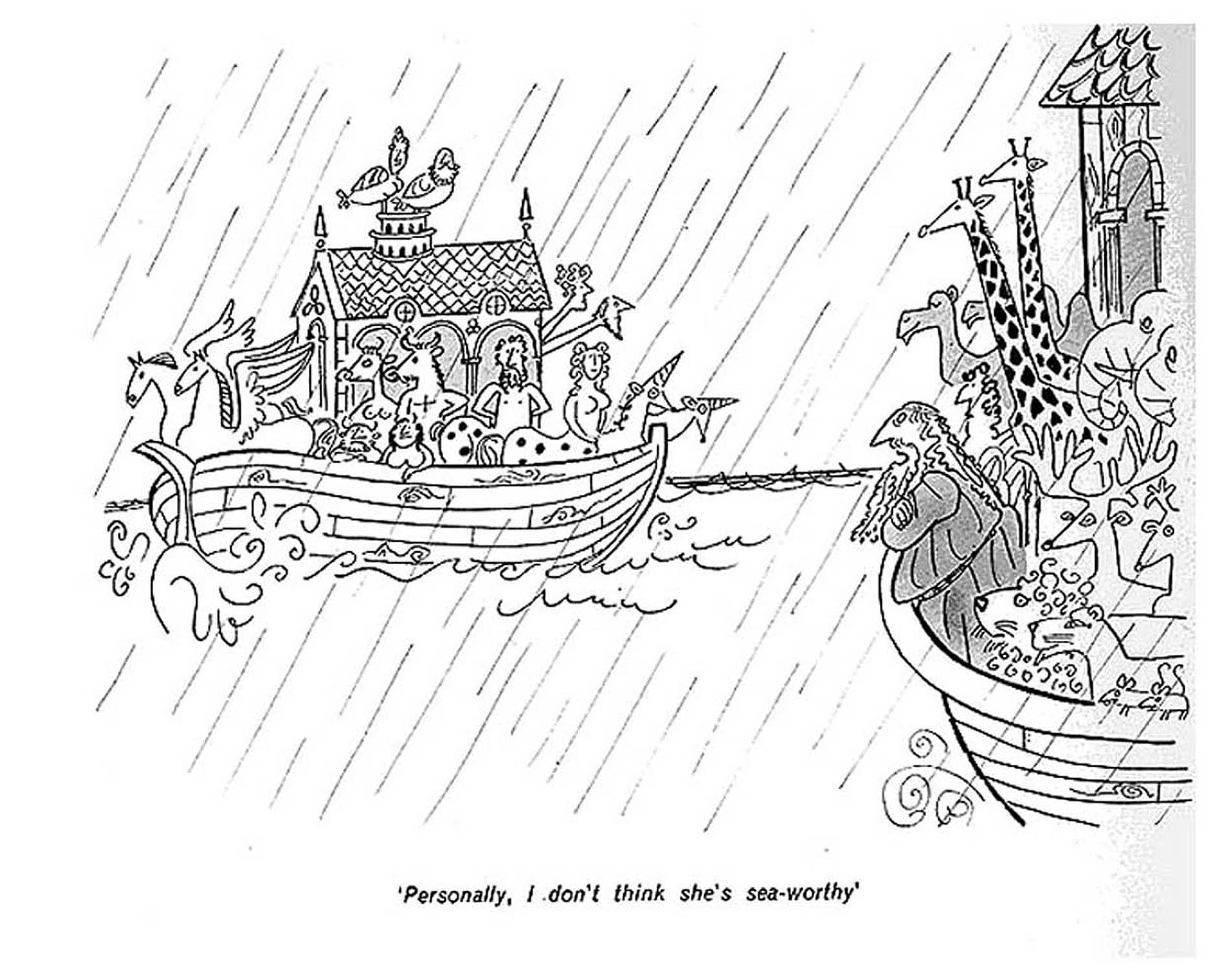Noah Ark Drawing at GetDrawings.com   Free for personal use Noah Ark ...