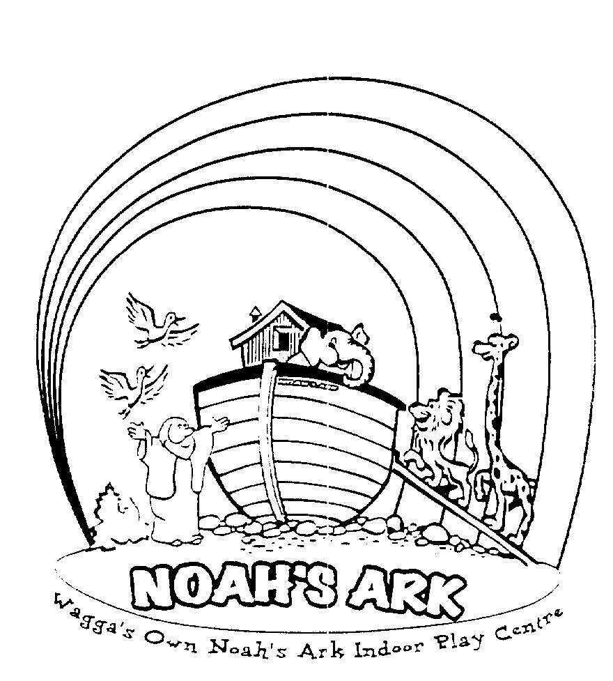 Noah ark drawing at free for personal for Noah ark coloring page