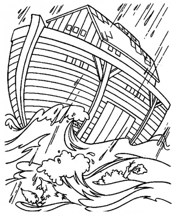 550x693se Sequenced Bible Coloring Pages Will Help Kids Learn