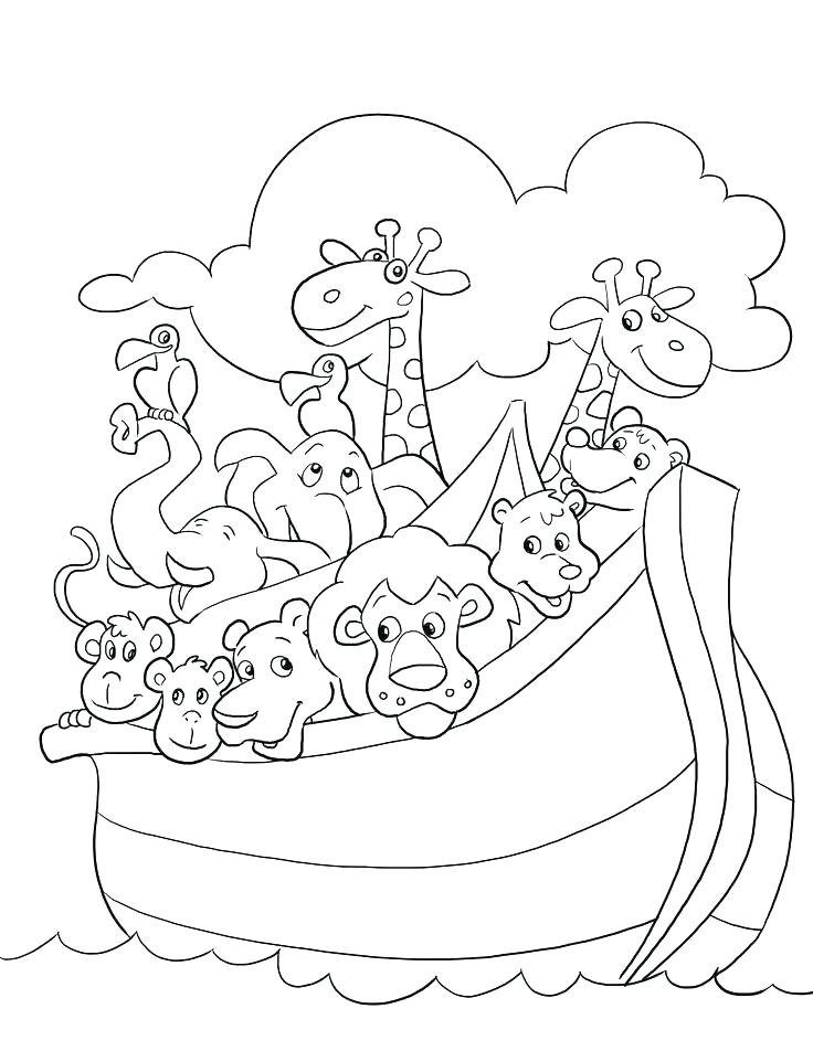 736x952 Noah Coloring Pages Synthesis.site