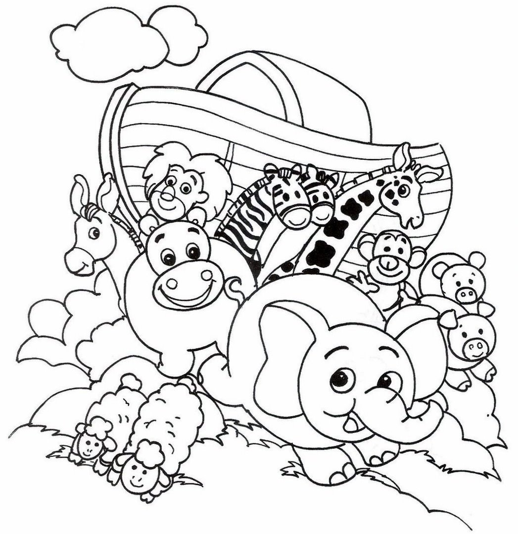 Noahs Ark Drawing at GetDrawings.com | Free for personal use Noahs ...