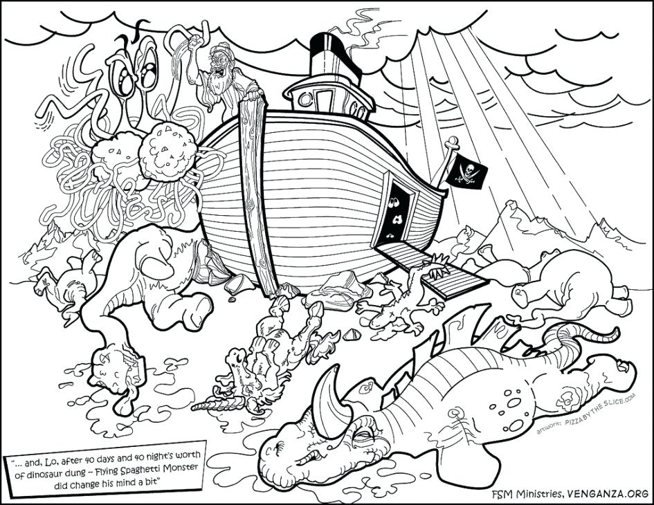 945x730 Noah And The Ark Coloring Pages Coloring Page And The Ark Coloring
