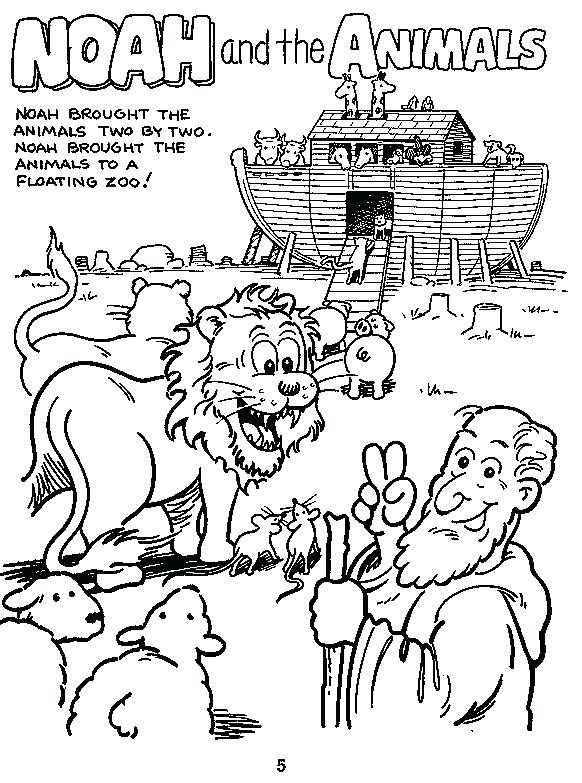 582x783 Noah Ark Coloring Page Line Drawings Online Ark Coloring Pages