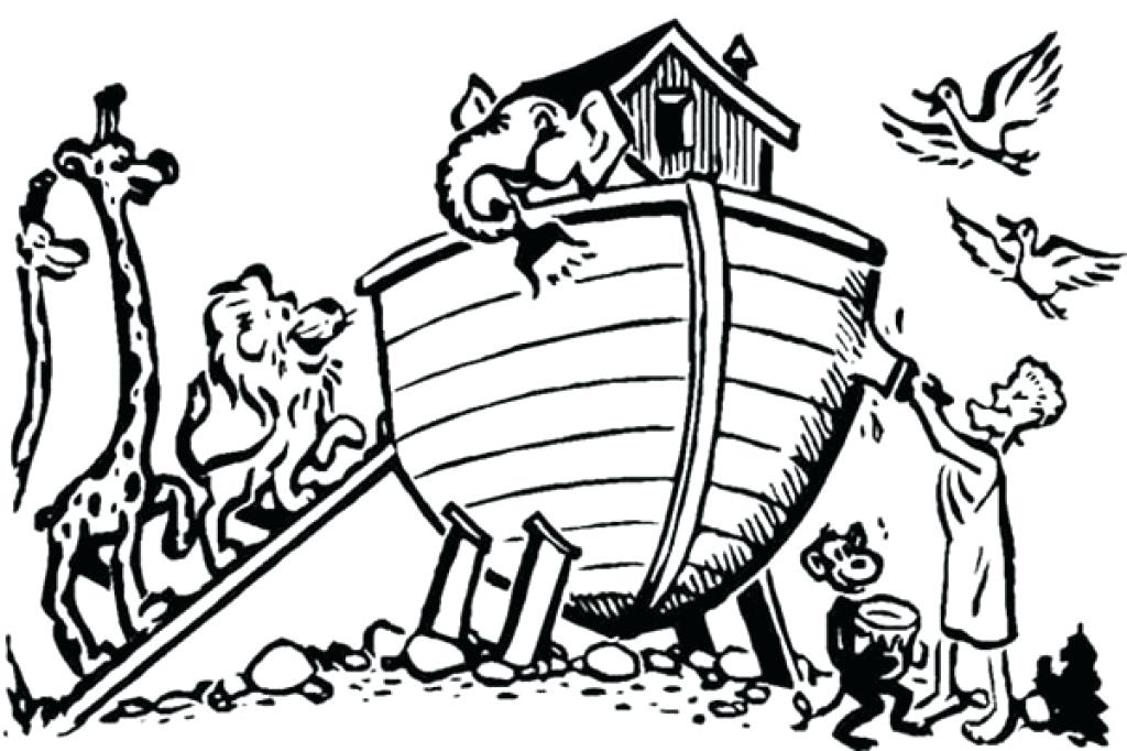 Noahs Ark Drawing at GetDrawingscom Free for personal use Noahs