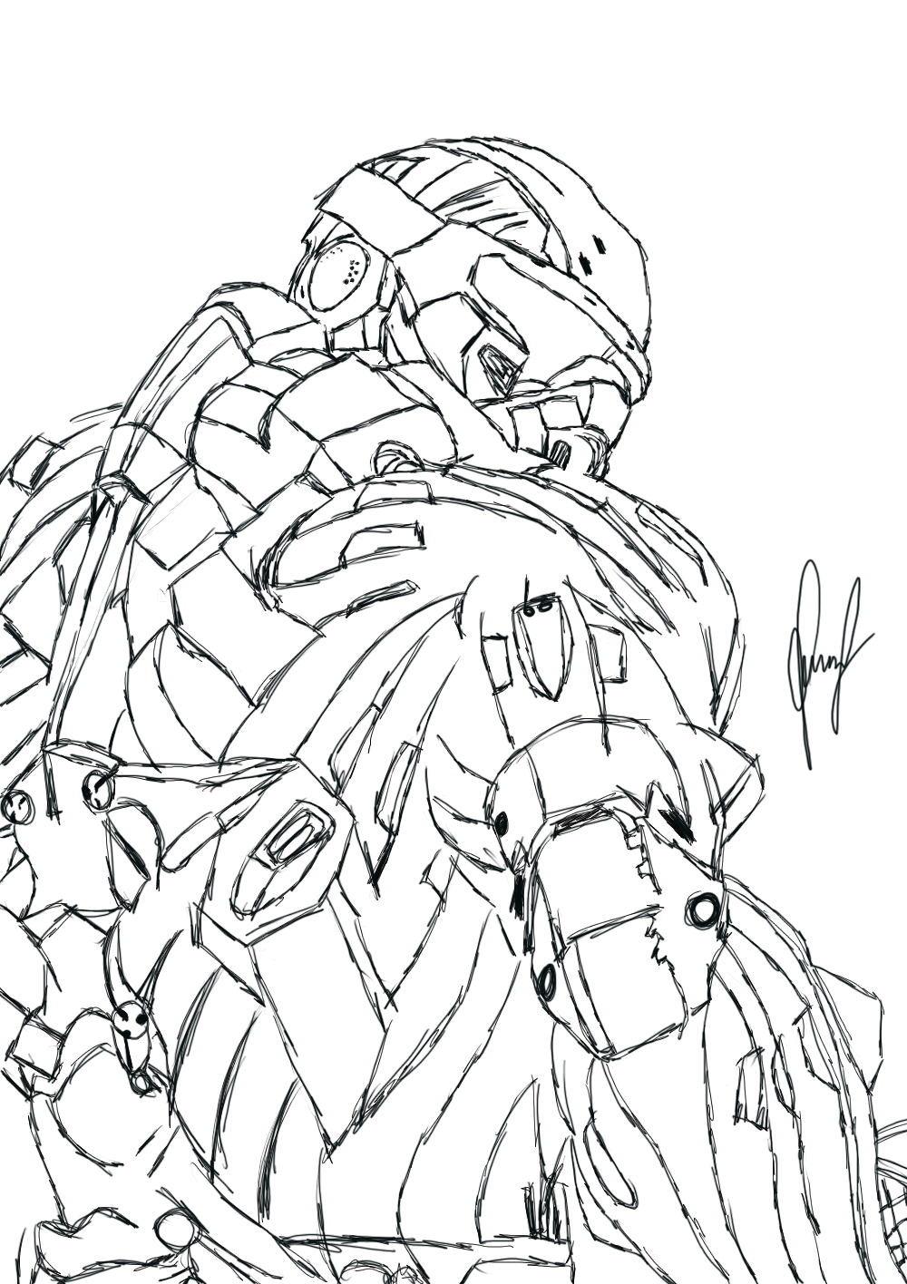 1000x1416 Crysis