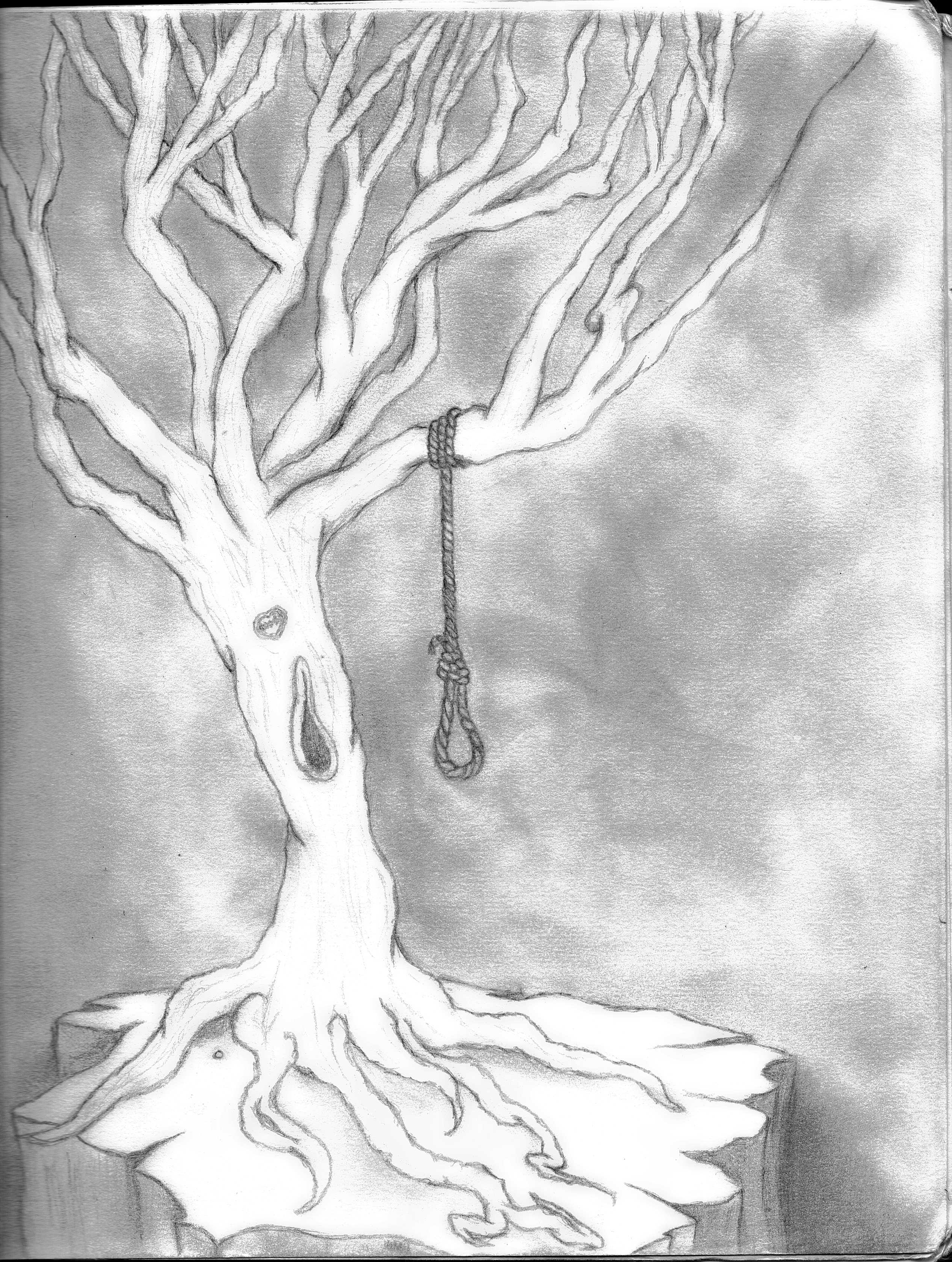 2534x3359 The Hanging Tree By Soldierzhart