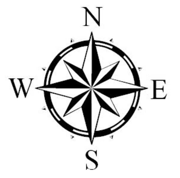 north arrow drawing at getdrawings com free for personal free vector compass rose free compass vector images