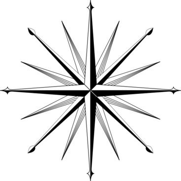 368x368 North Arrow Compass Free Vector Download (3,290 Free Vector)