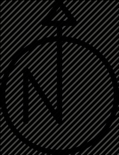 Download North Arrow Png Transparent | PNG & GIF BASE