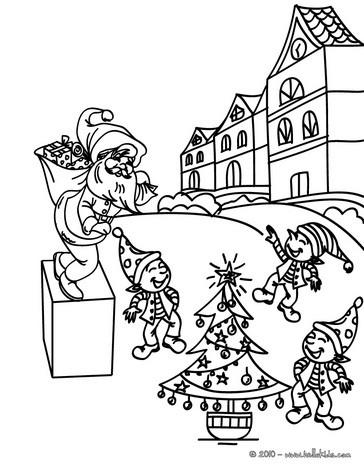 364x470 Santa's Helpers