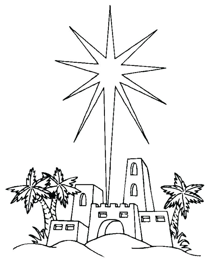 673x860 Moon And Stars Coloring Pages Free Moon Star Coloring Pages Free