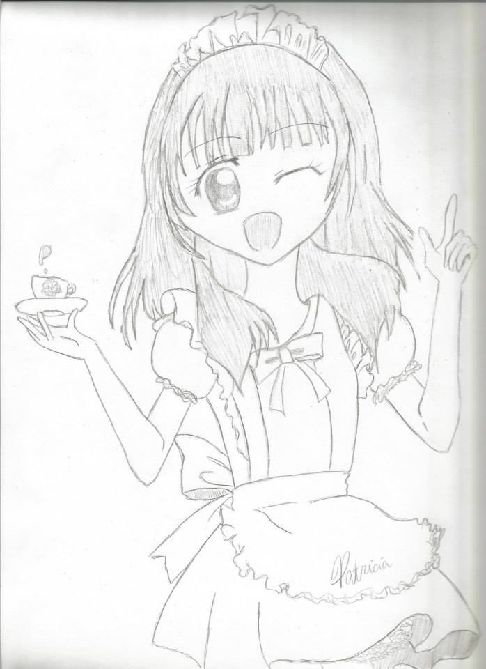 698x960 I Drew Aira From Pretty Rhythm Aurora Dream ) Drawing