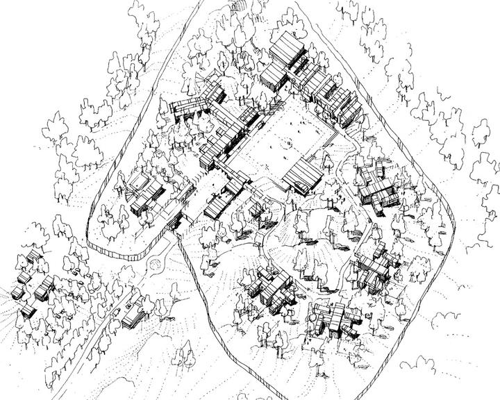 720x576 Halden Prison, Norway Norway's Prisons Architecture