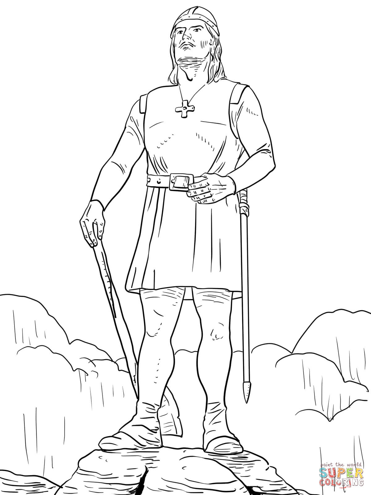 1200x1600 Norway Coloring Pages Free Coloring Pages