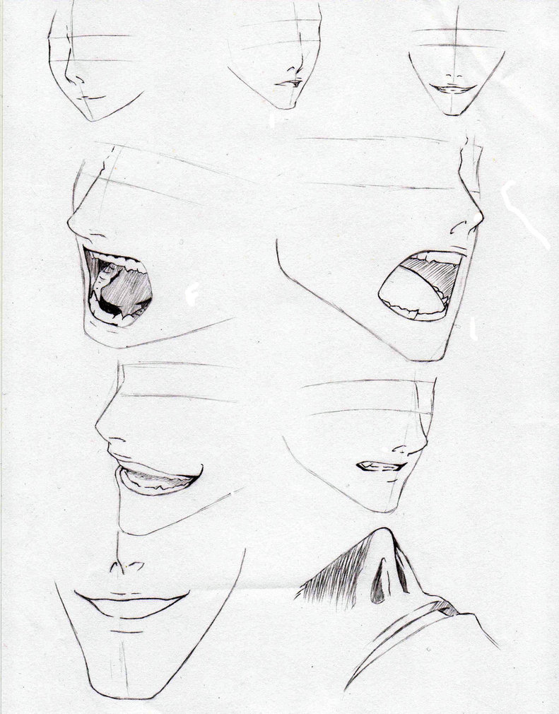 791x1010 How To Draw A Female Nose Online Drawing Lessons