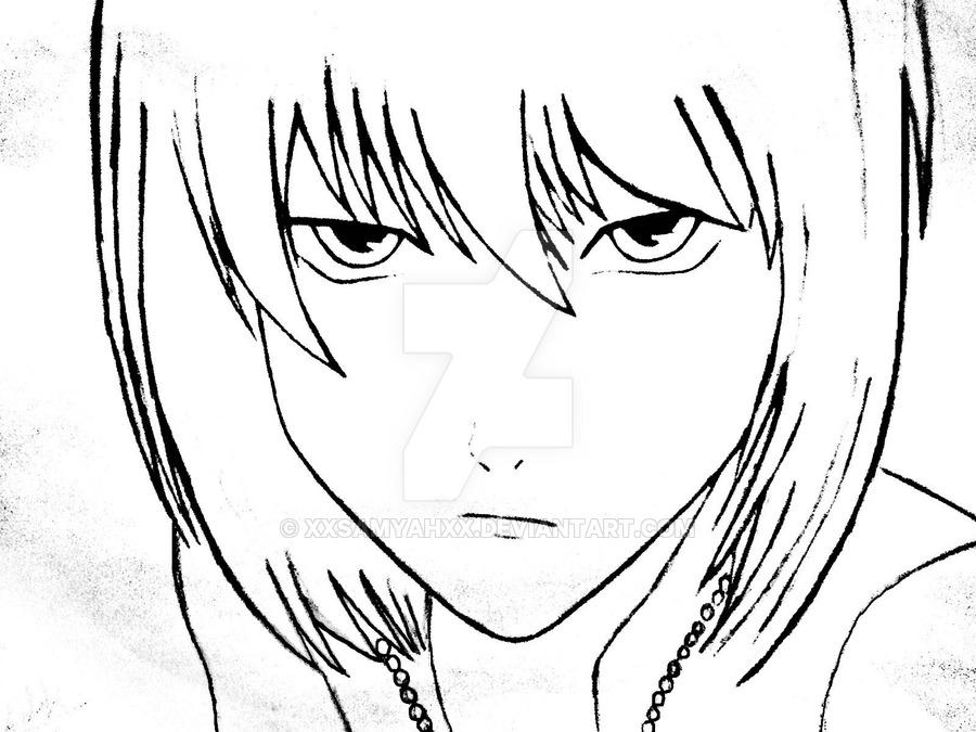 900x675 Death Note,, Mello By Xxsamyahxx
