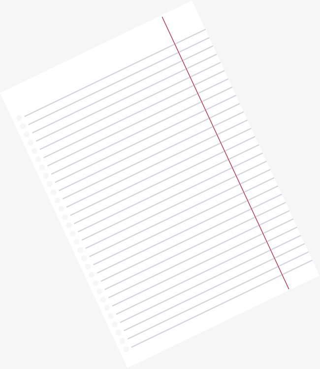 650x749 Loose Leaf Notebook, Vector Png, Loose Leaf Paper, Loose Leaf