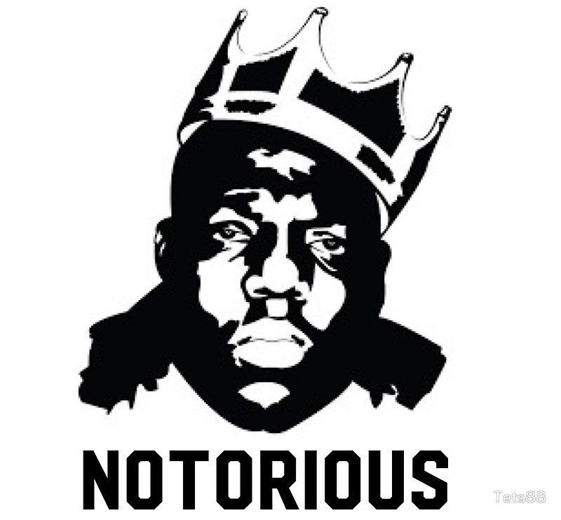 800x742 Notorious Big Metal Prints By Tets88 Redbubble