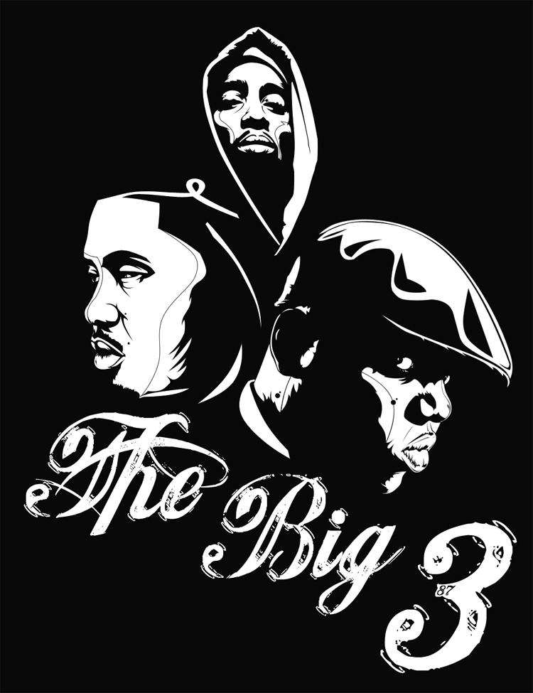 750x975 The Big 3 By Djc87