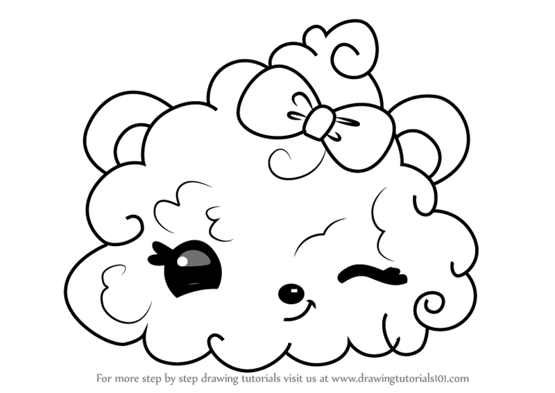 Num noms drawing at free for personal for Num noms coloring pages free