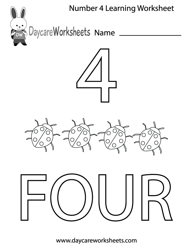 Numbers Worksheet Drawing at GetDrawings.com | Free for personal use ...