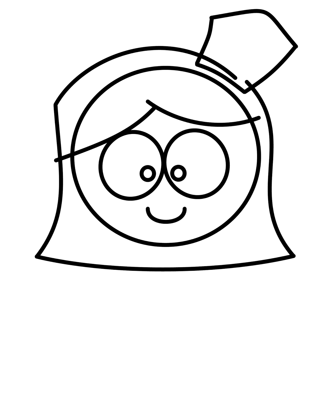 Nurse cap coloring pages ~ Nurse Cap Drawing at GetDrawings.com | Free for personal ...