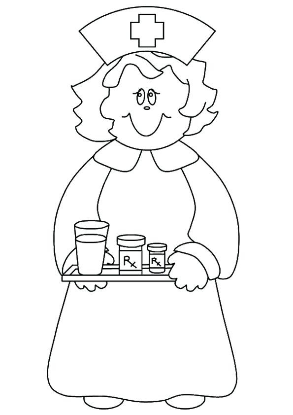 595x842 Community Helpers Coloring Pages Community Helpers Coloring Pages