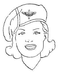 210x250 Crochet Army Beret Pattern Comes With Directions For Sizes