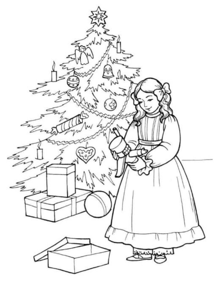 736x952 Extraordinary Nutcracker Coloring Pages 89 About Remodel Coloring