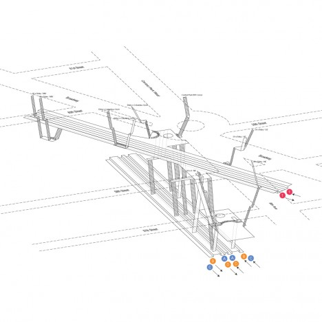 468x468 Wayfinding In Subways 3d Blueprints Show Nyc Tunnel Systems