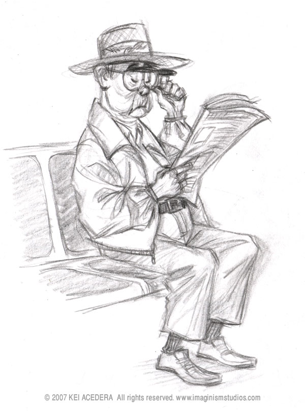 600x808 Subway Sketching 5 By `imaginism On Sketching