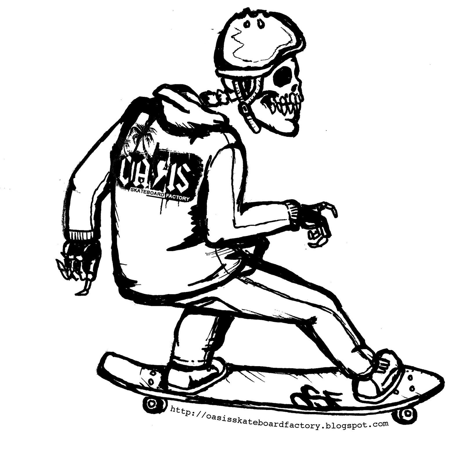 1600x1559 Oasis Skateboard Factory Slidin' Into Summer See Ya' In September!