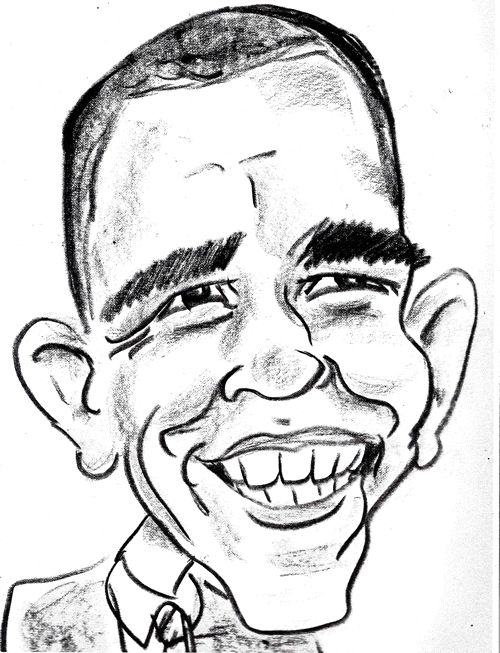 500x653 Caricatures By Nelson