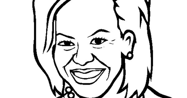 600x315 Michelle Obama Coloring Pages Police Officer Fired Over Site Image