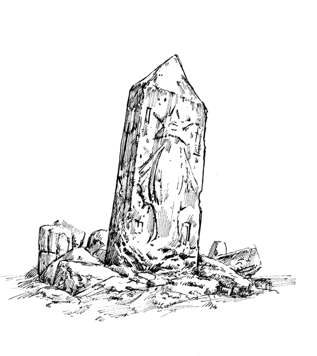 623x700 Eldritch Tales The Obelisk Of The Old Ones