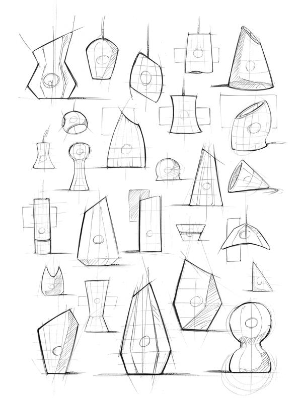 600x802 Obelisk On Behance Sheet Lighting Behance And Sketches