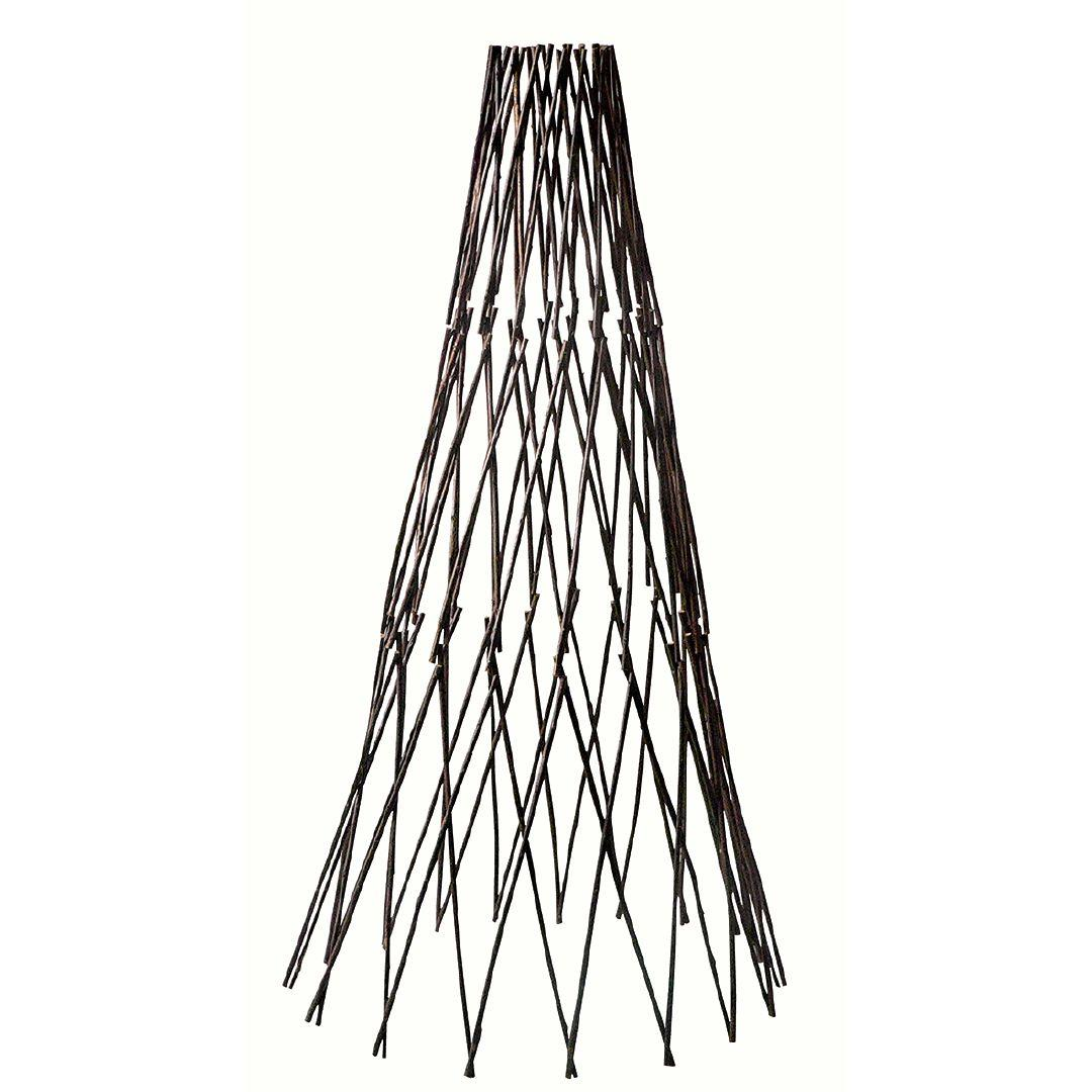 1080x1080 Westminster Willow Obelisk For Plant Climbing Assorted The Warehouse