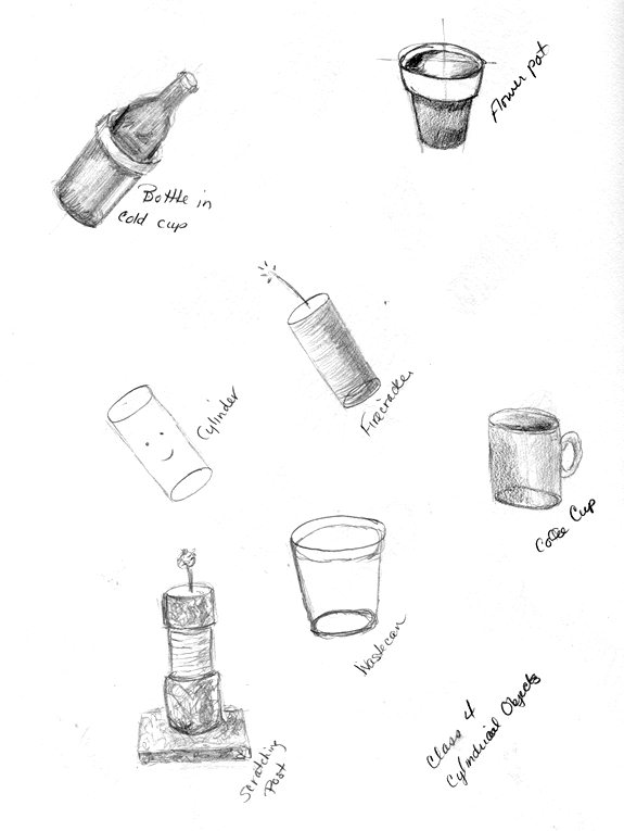 Objects Drawing