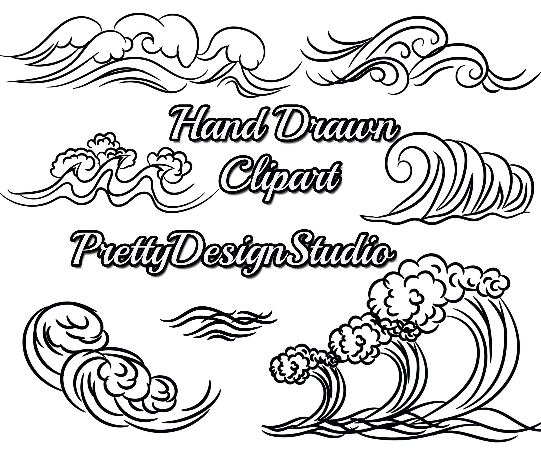 Ocean Wave Drawing at GetDrawings com | Free for personal use Ocean