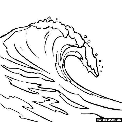 Ocewaves Drawing