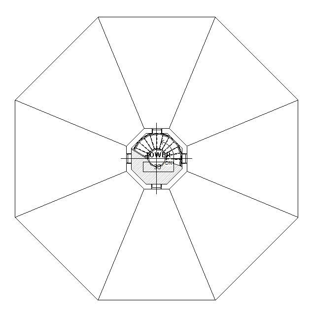 Octagon Drawing
