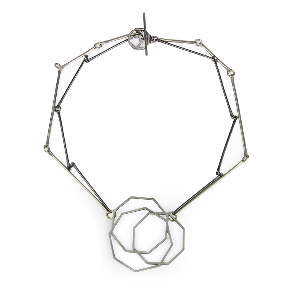 1000x1000 Octagon Disarray Necklace Scarlett Cohen French Jewellery