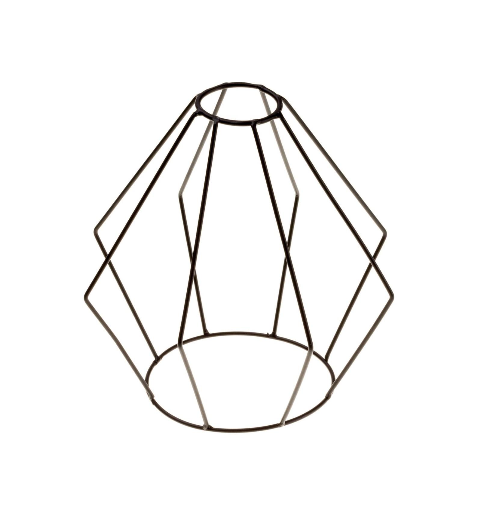 1600x1710 Black Octagon Cage