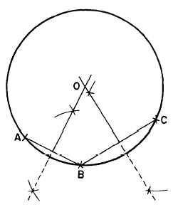 243x298 Circle Through Three Points