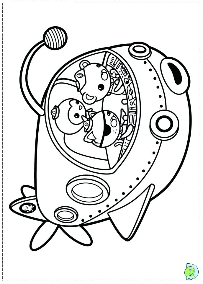Octonauts Drawing at GetDrawings.com | Free for personal use ...