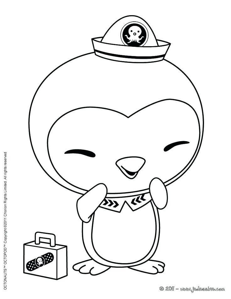 Octonauts Drawing At GetDrawings.com