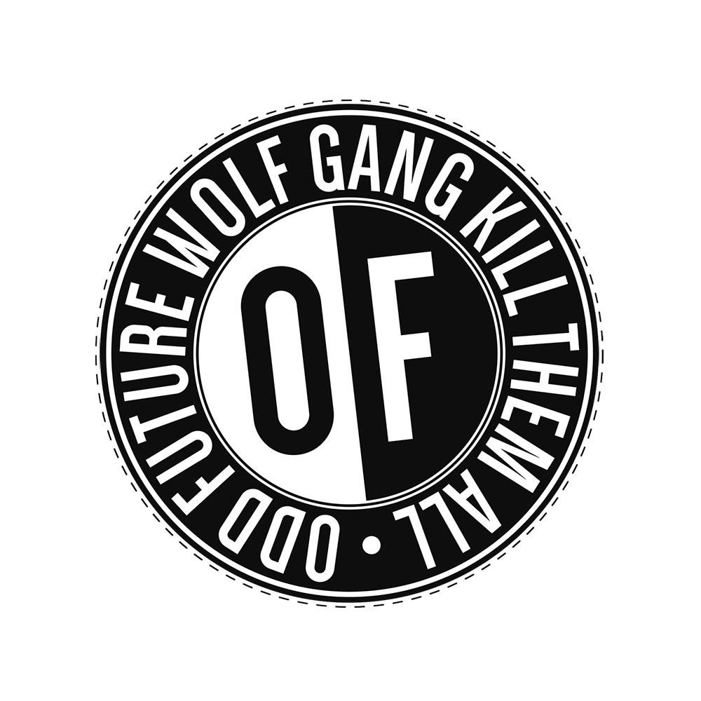 1000x1000 Odd Future Official Store Of Bampw Circle Logo Sticker