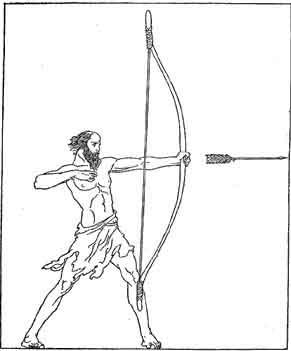 291x351 Odysseus' Bow Artifacts Manga