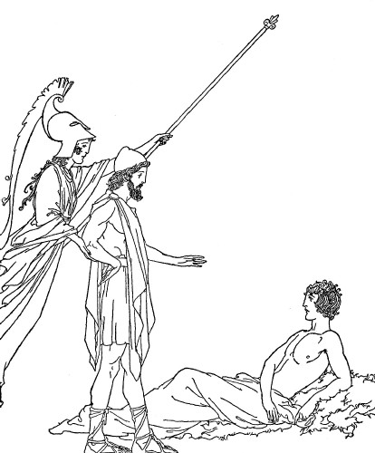 414x500 The Adventures Of Odysseus And The Tale Of Troy Part Ii