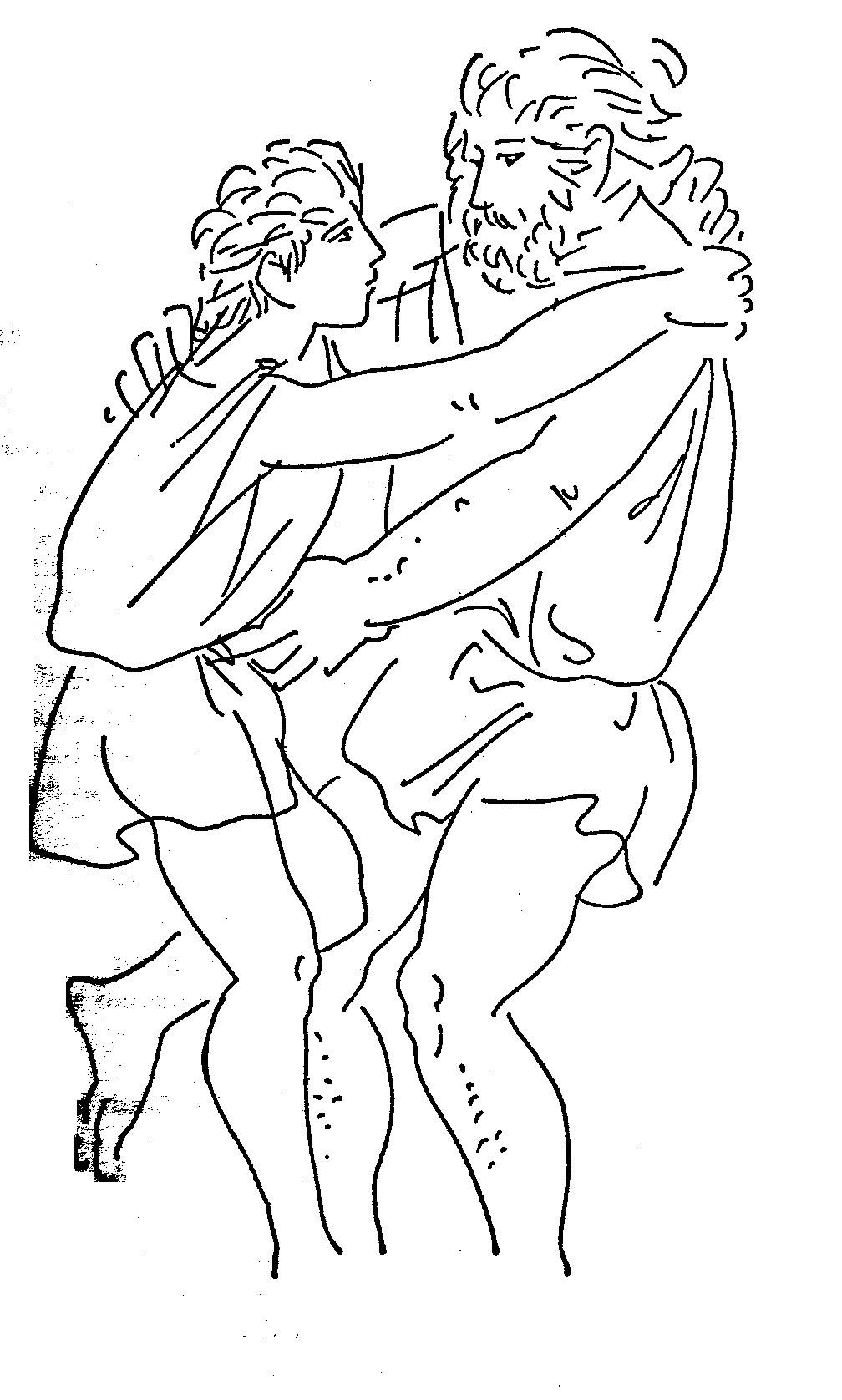 1008x1676 World Literature To 1500 The Odyssey (Book Sixteen Book Eighteen)